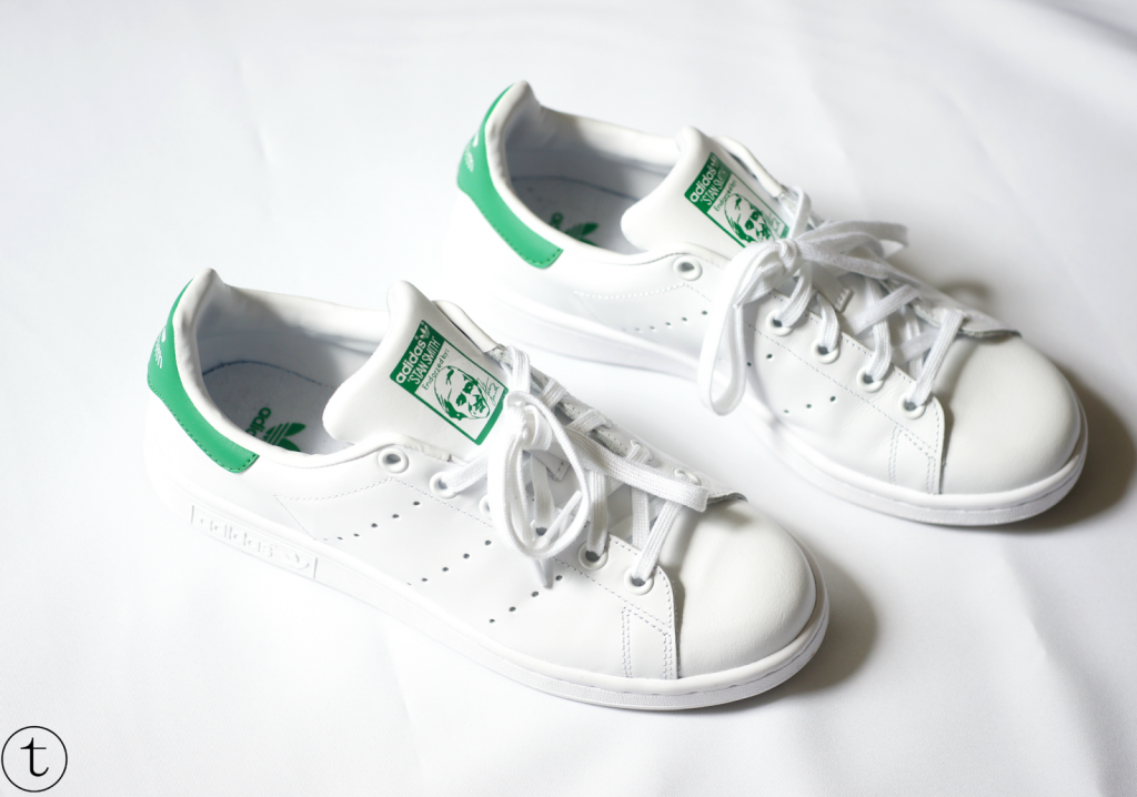adidas stan smith giveaway collaboration with beauty blogger