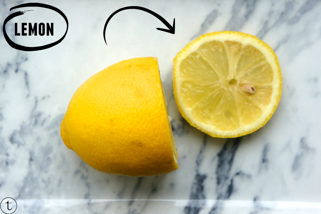 lemons for infused water water tip to get hydrated