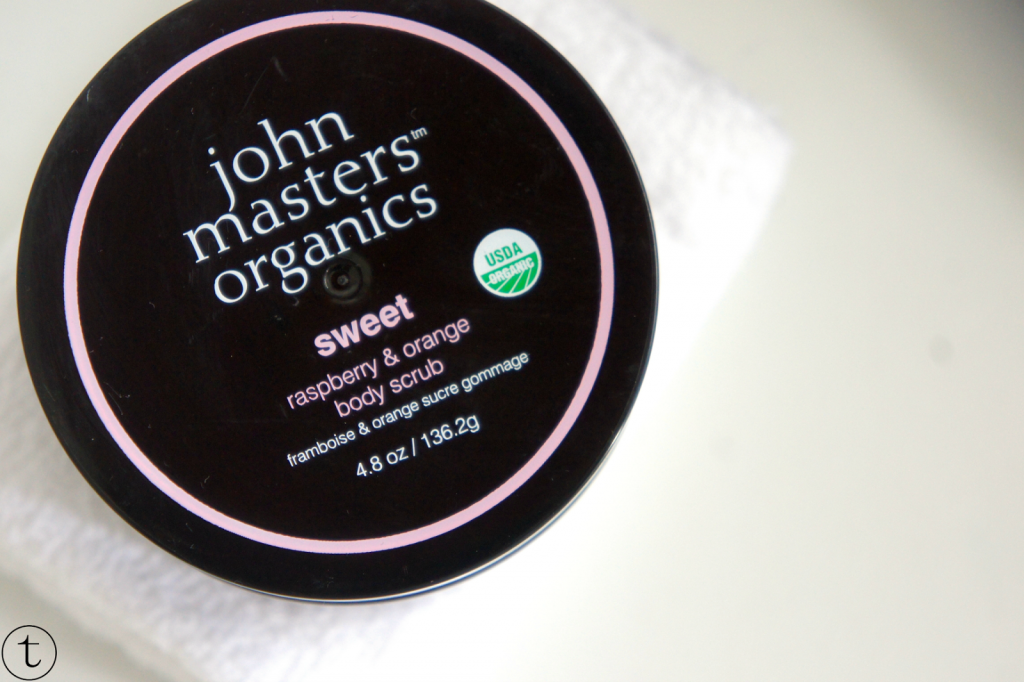 john masters organics body scrub review