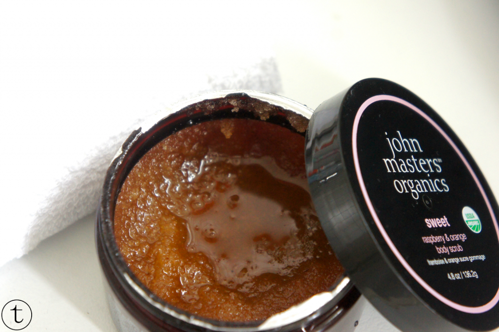 john masters organics body scrub review beauty product