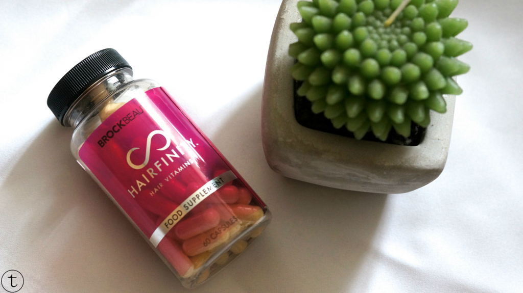 hairfinity supplements review by trudy danso fashion blog