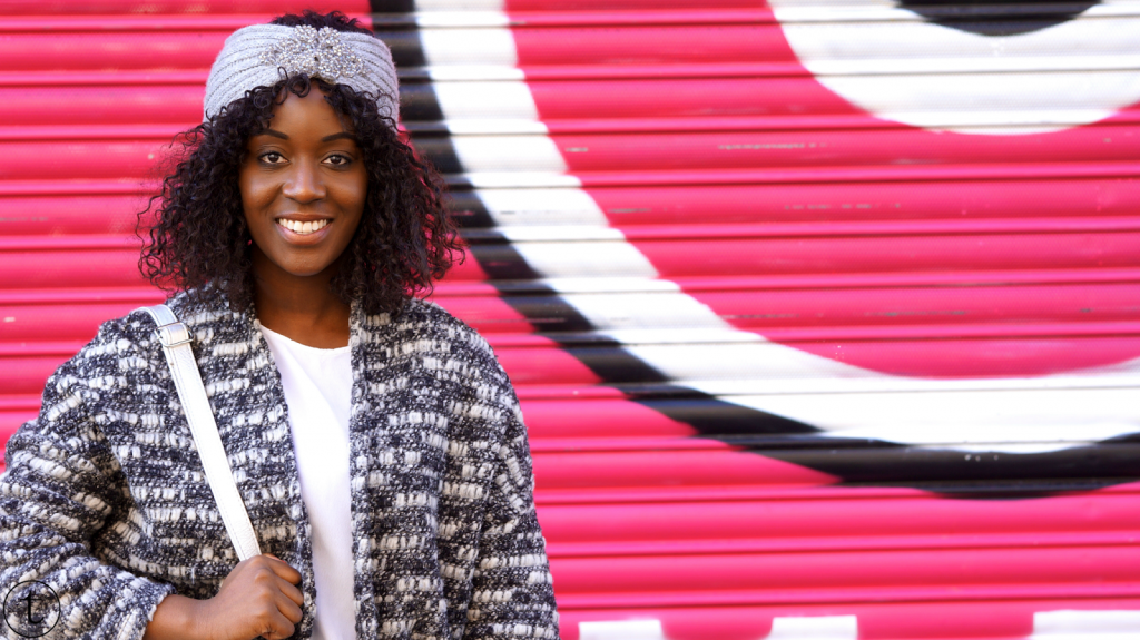 outfit post in east london brick lane fashion blogger