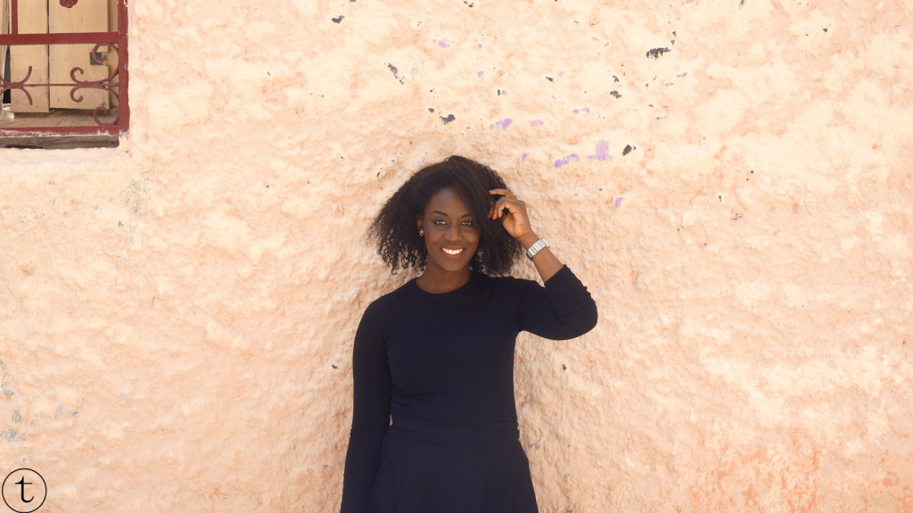fashion blogger trudy danso travels to madrid, spain travel noire