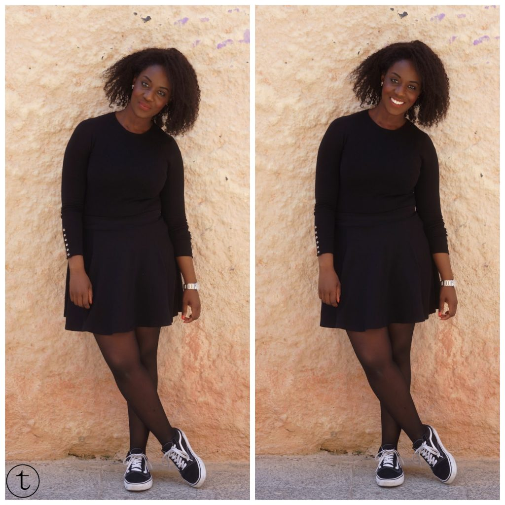 fashion blogger trudy travels to madrid, spain