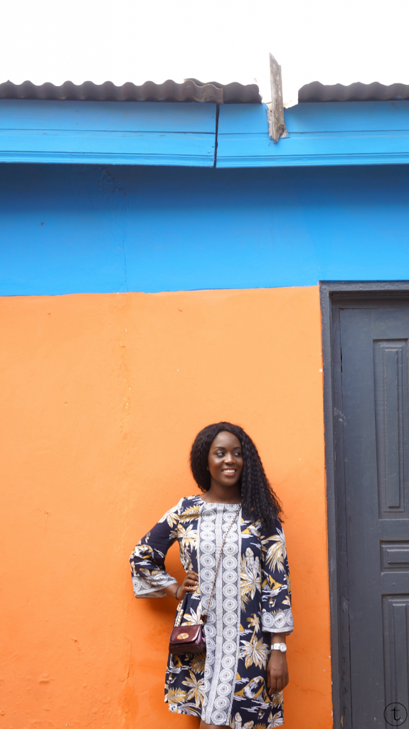 homesick to ghana travel story in ghana accra african fashion blogger