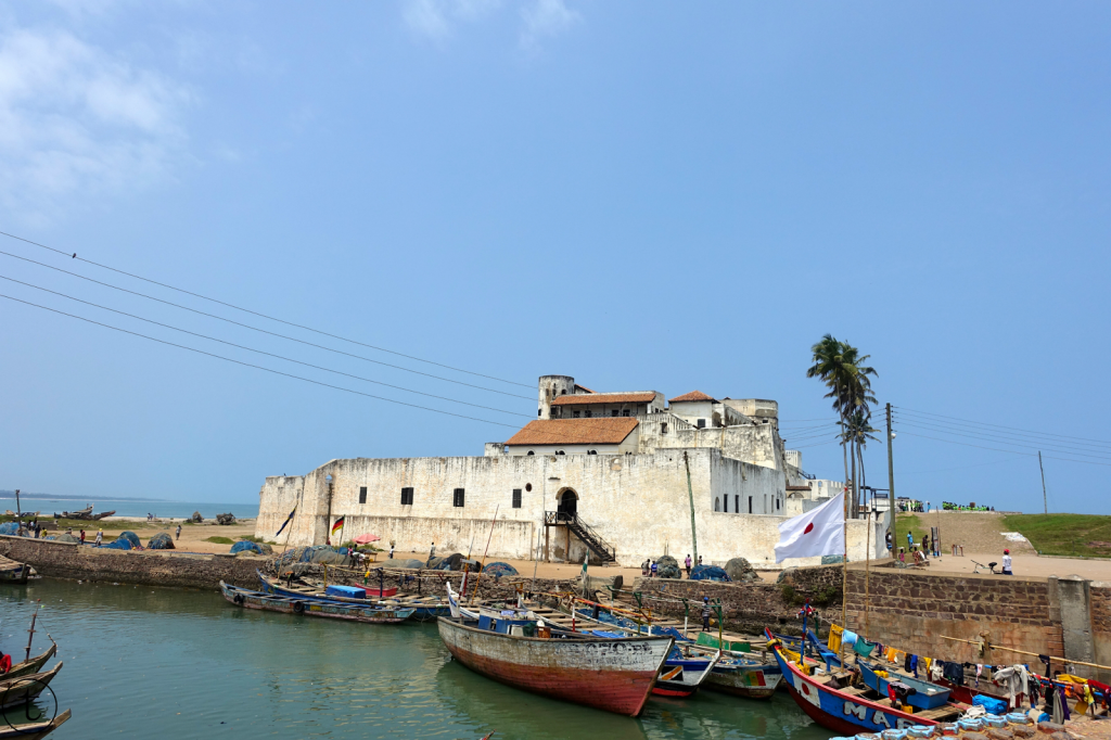 elmina castle in ghana slave oldest slave fort in sub saharan africa