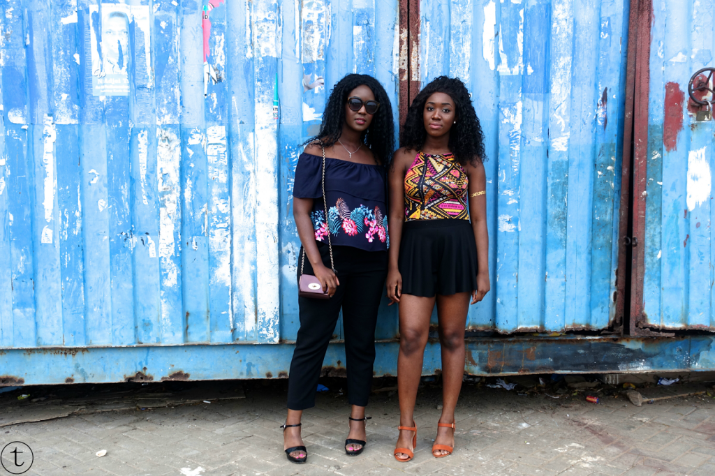 almost graduated now what, photoshoot in accra ghana art centre