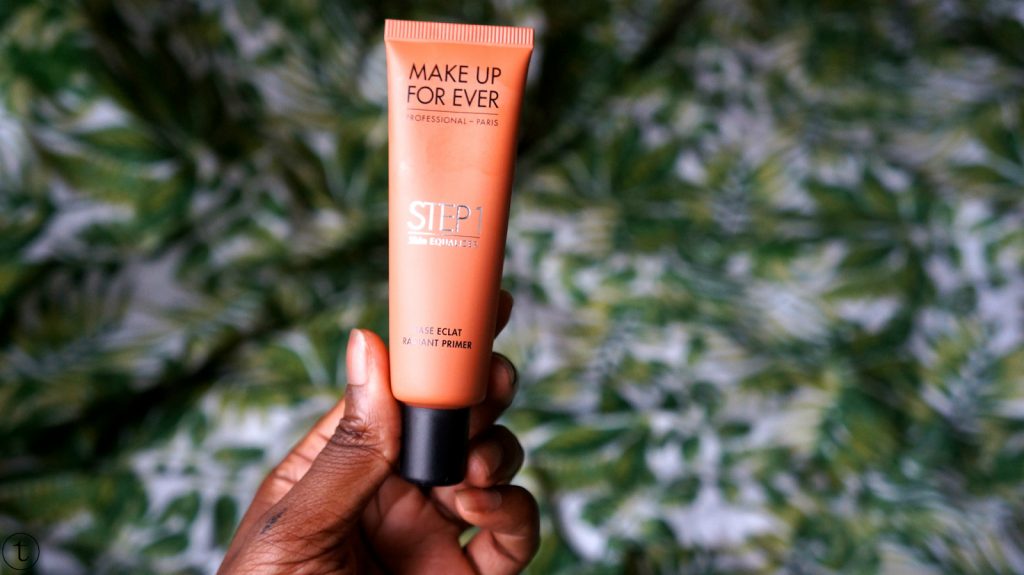 Make Up For Ever Skin Equalizer Radiant Primer review