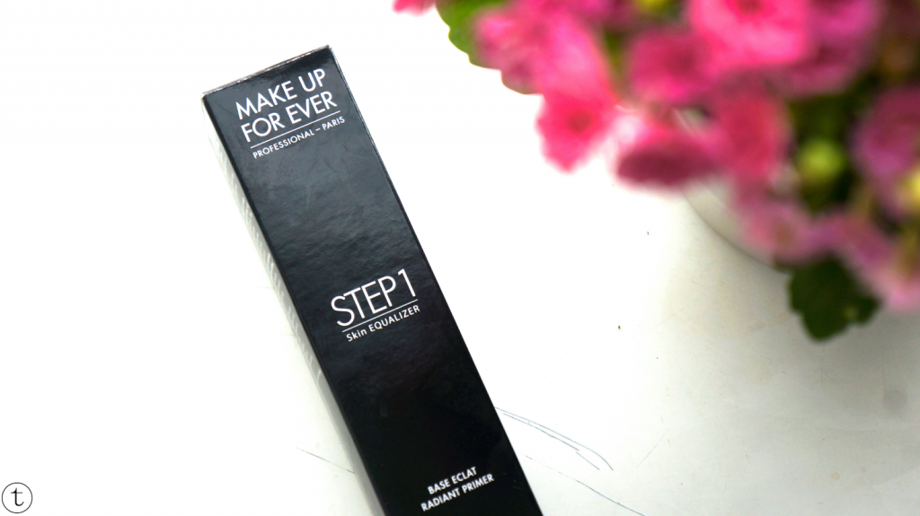 review Step 1 Skin Equalizer Radiant Primer of Makeup Forever