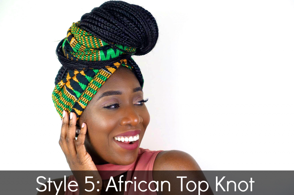 6 Cool Hairstyles For Box Braids the beauty wand by kay