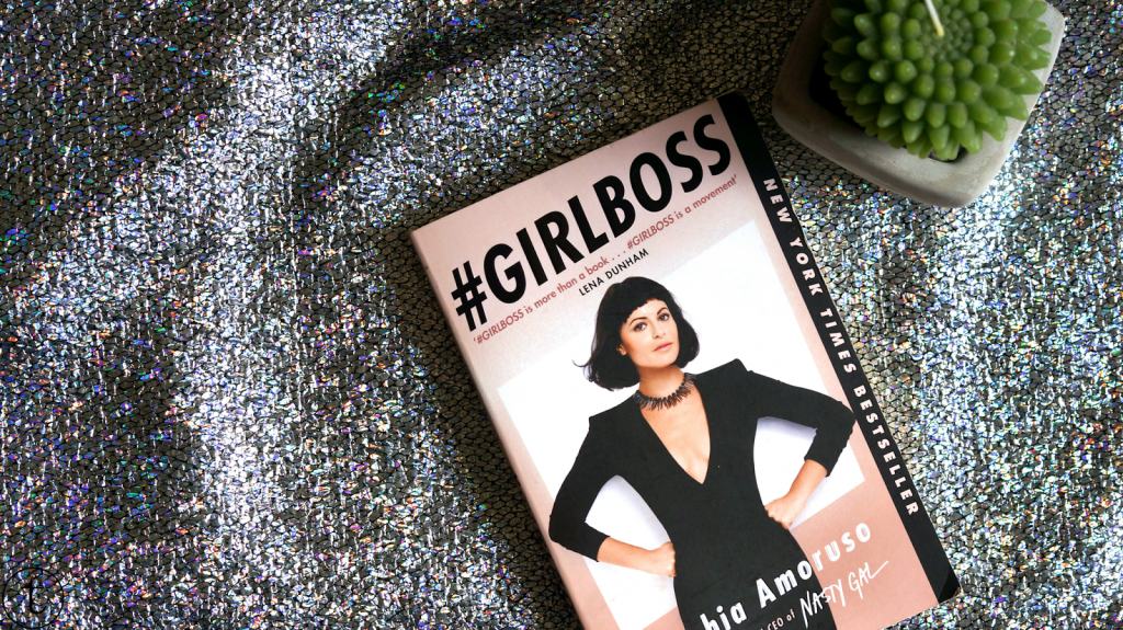 why you should read the book #girlboss by sophia amoruso