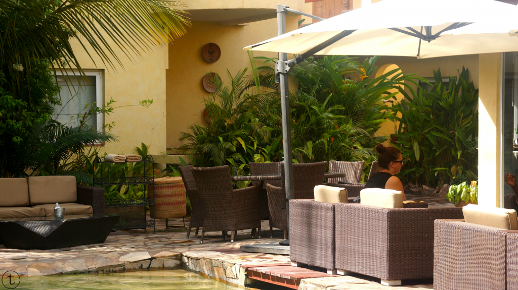 My Stay At La Villa Boutique Hotel In Accra, Ghana