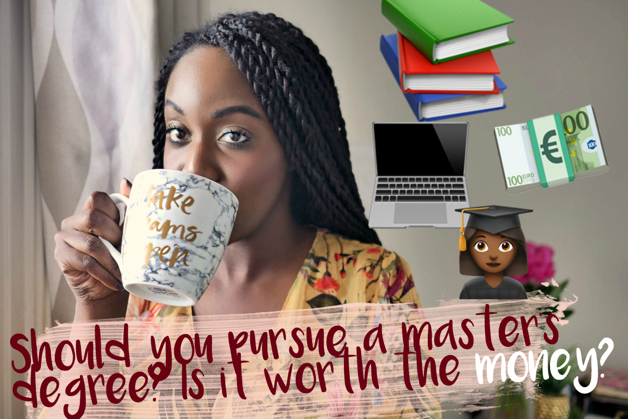 should you pursue a masters degree?