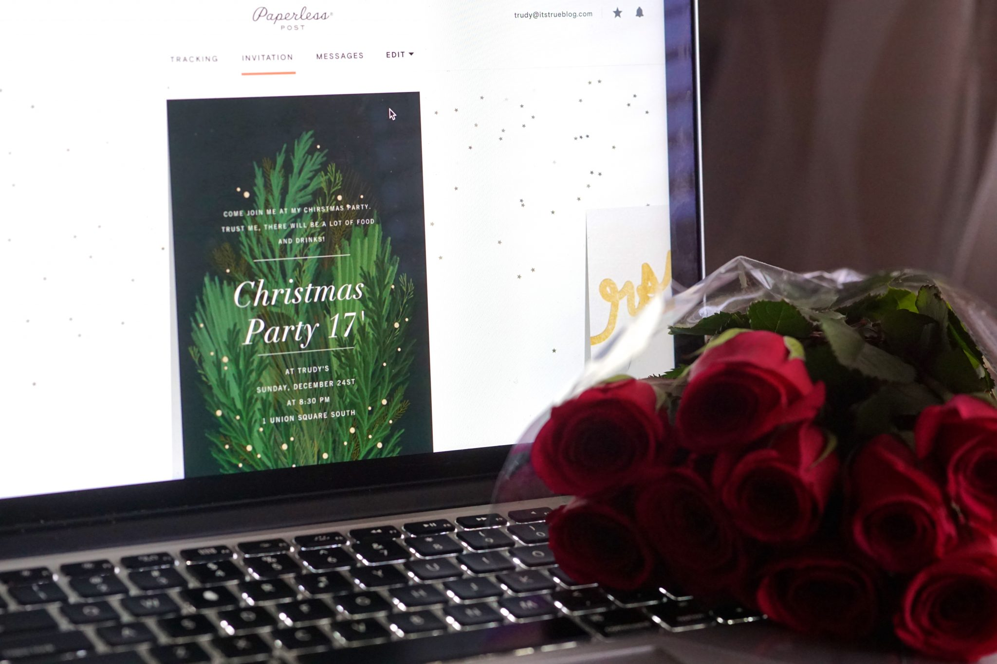 Create Your Online Invitations With Paperless Post