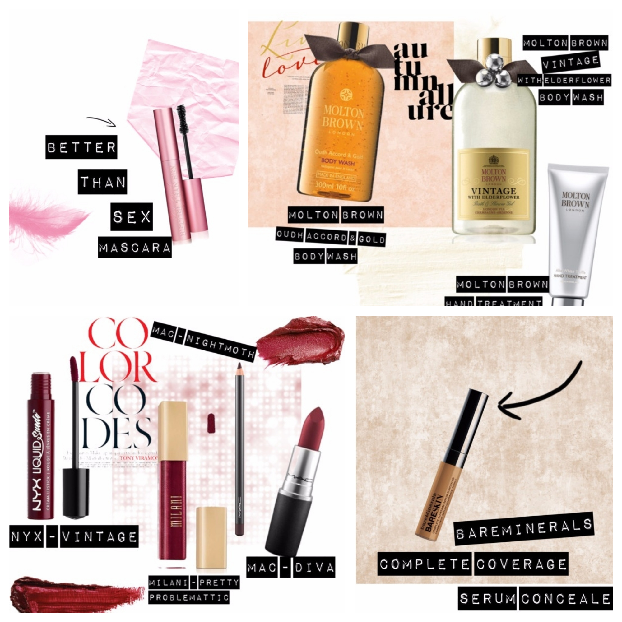 Christmas Tip: Must Have Beauty Products (Black Friday)